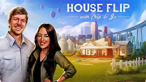 House flip with Chip and Jo обложка