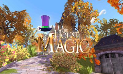 House of magic обложка