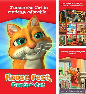 In addition to the game To-Fu: The Trials of Chi for Android phones and tablets, you can also download House Pest: Fiasco the Cat for free.