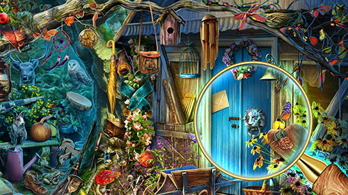 House secrets: The beginning. Hidden object quest скриншот 2