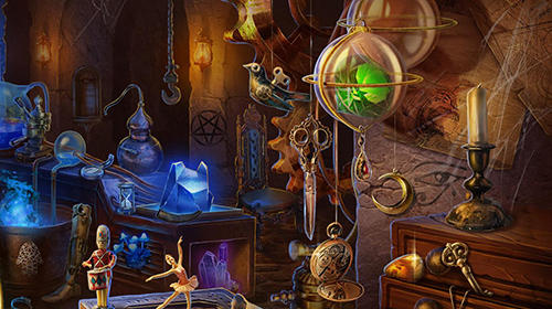 Capturas de pantalla de House secrets: The beginning. Hidden object quest para tabletas y teléfonos Android.