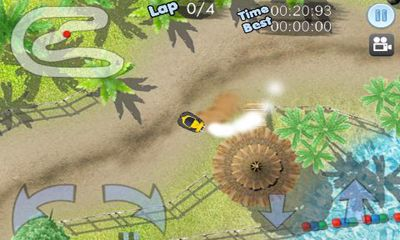 Screenshots of the Hover Cross Racing for Android tablet, phone.