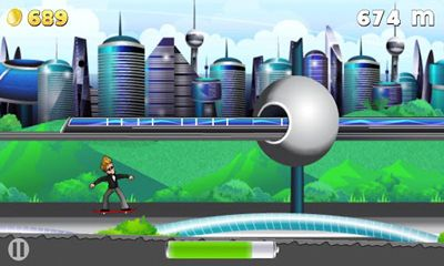 Hoverboard Hero screenshot 1