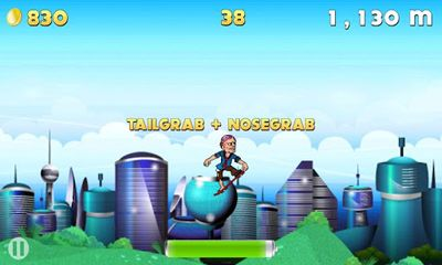 Hoverboard Hero screenshot 2
