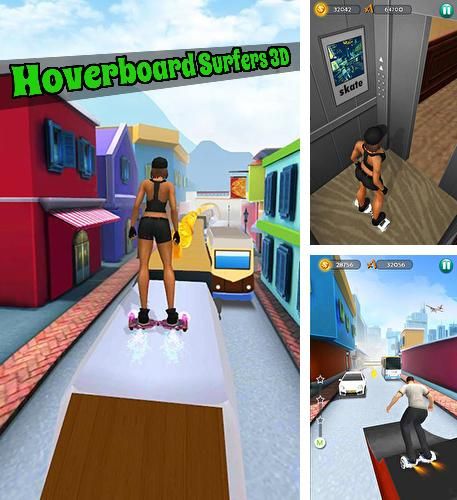 In addition to the game Beach volleyball 3D for Android phones and tablets, you can also download Hoverboard surfers 3D for free.