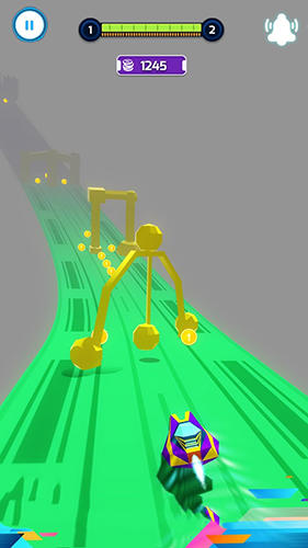 Hovercraft turbo racing screenshot 1