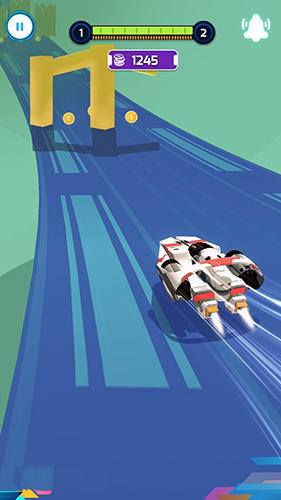Hovercraft turbo racing screenshot 4