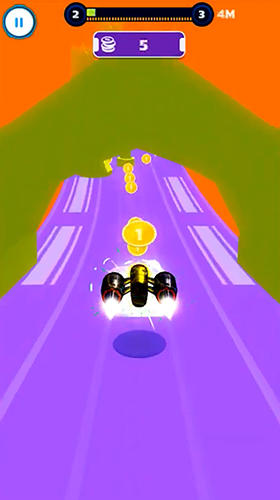 Hovercraft turbo racing screenshot 5