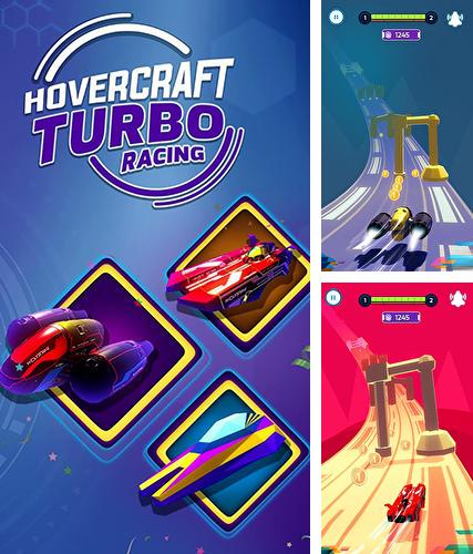 Hovercraft turbo racing