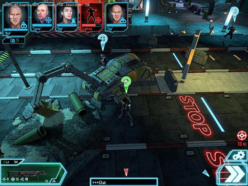 Screenshots von HTPD: Force of law für Android-Tablet, Smartphone.