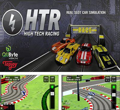 In addition to the game Inertia Escape Velocity for Android phones and tablets, you can also download HTR High Tech Racing for free.