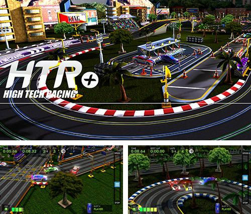 HTR+ High tech racing: Real slot car simulation