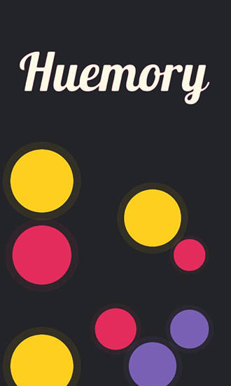 Huemory: Colors. Dots. Memory poster
