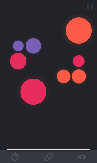 Kostenloses Android-Game Huemory: Farben. Punkte. Memory. Vollversion der Android-apk-App Hirschjäger: Die Huemory: Colors. Dots. Memory für Tablets und Telefone.
