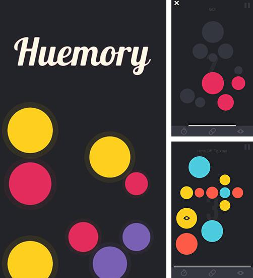 In addition to the game Lavi The Memory for Android phones and tablets, you can also download Huemory: Colors. Dots. Memory for free.