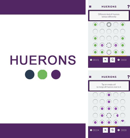 In addition to the game NonogramZ 1000+ pic-a-pix for Android phones and tablets, you can also download Huerons for free.