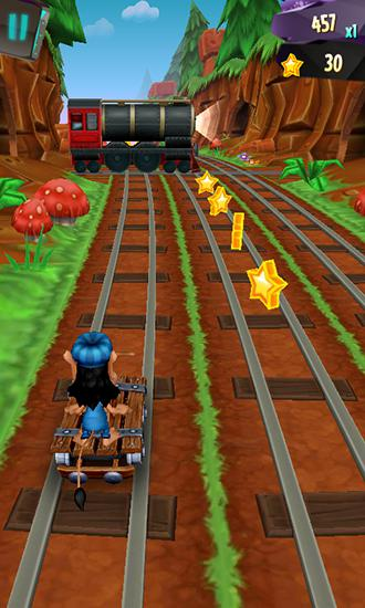Hugo troll race 2 screenshot 1
