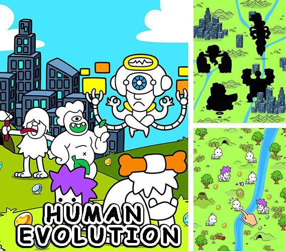 Human evolution: Create your own mankind!