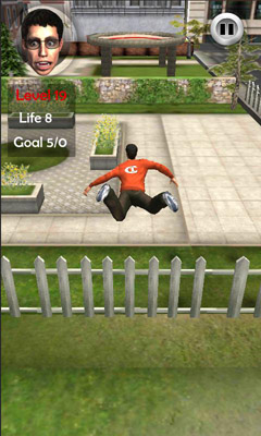 Download Human Slingshot Android free game.