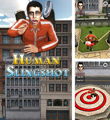 In addition to the game Throwing Knife 2 for Android phones and tablets, you can also download Human Slingshot for free.
