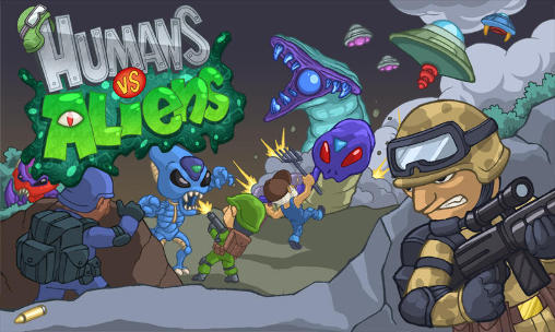 Aliens - Free online games at Agame.com