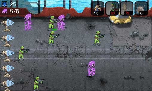 Plants vs Aliens Game - Play online at Y8.com