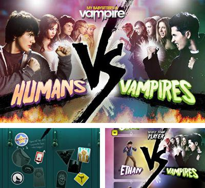 In addition to the game Brotherhood of Violence for Android phones and tablets, you can also download Humans VS Vampires for free.