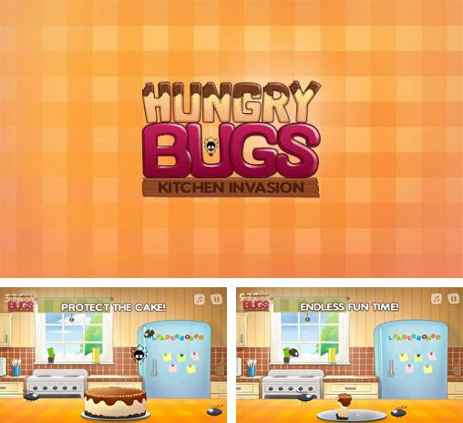In addition to the game Attack of the ghastly grey matter for Android phones and tablets, you can also download Hungry bugs: Kitchen invasion for free.