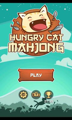 Hungry Cat Mahjong обложка