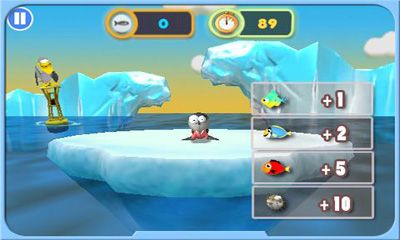 Screenshots von Hungry Seal für Android-Tablet, Smartphone.