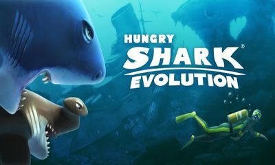 Hungry Shark Evolution обложка