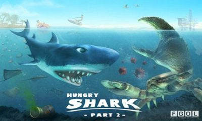 Hungry Shark. Part 2 poster