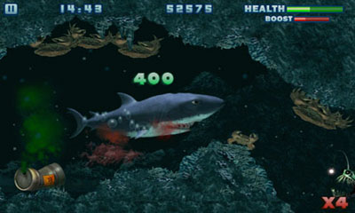 Hungry Shark. Part 2 screenshot 2
