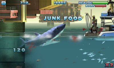 Hungry Shark - Part 3 screenshot 2