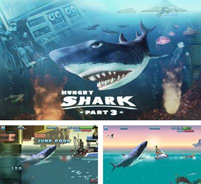 In addition to the game Death Worm for Android phones and tablets, you can also download Hungry Shark - Part 3 for free.