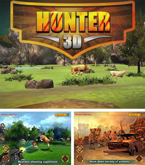In addition to the game Hunter 3D for Android, you can download other free Android games for GOCLEVER Quantum 3 700 Lite.