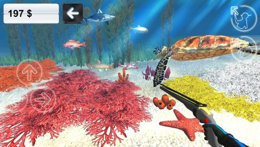 Hunter underwater spearfishing screenshot 1