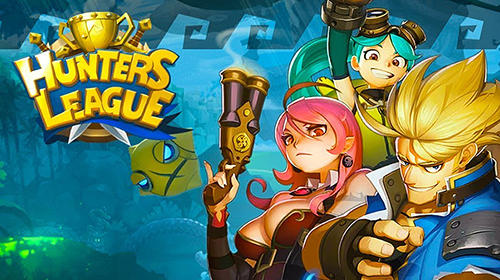 Hunters league: Weapon masters' art of battle war