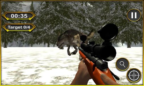 Hunting: Jungle animals screenshot 1