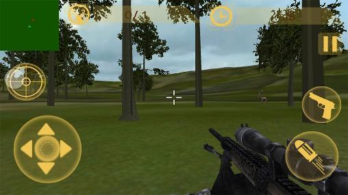 Hunting season: Jungle sniper screenshot 2