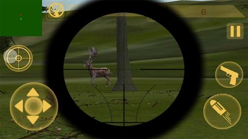 Hunting season: Jungle sniper screenshot 3