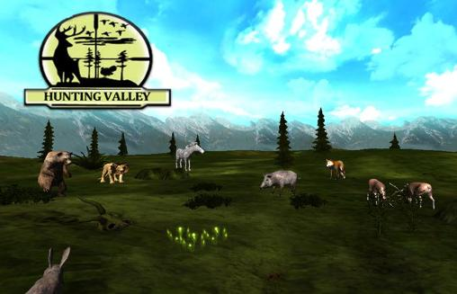 Hunting valley poster
