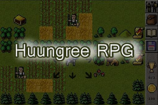 Huungree RPG poster