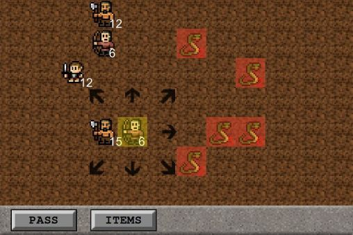 Huungree RPG screenshot 1