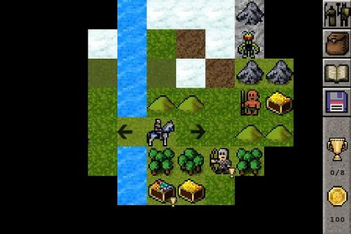 Huungree RPG screenshot 2
