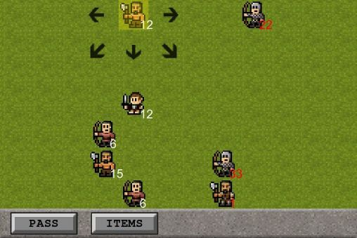 Huungree RPG screenshot 3