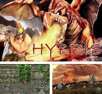 In addition to the game The Lost Komodo for Android phones and tablets, you can also download Hybris for free.