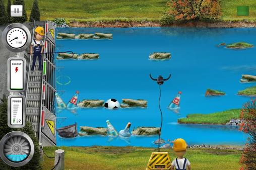 Hydro game screenshot 1