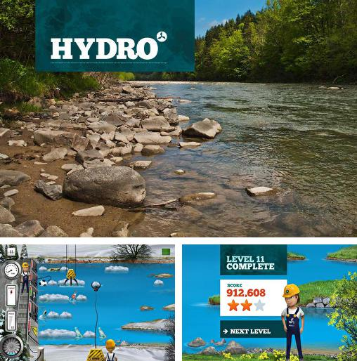 In addition to the game NonogramZ 1000+ pic-a-pix for Android phones and tablets, you can also download Hydro game for free.