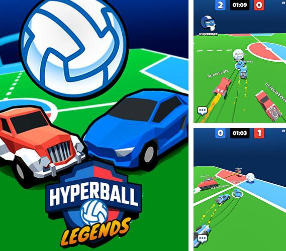 Hyperball legends